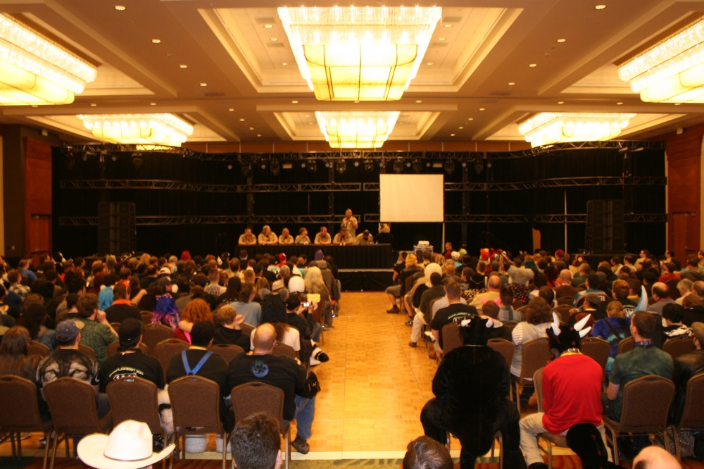 Full Stage, Rainfurrest 2014 Closing Session